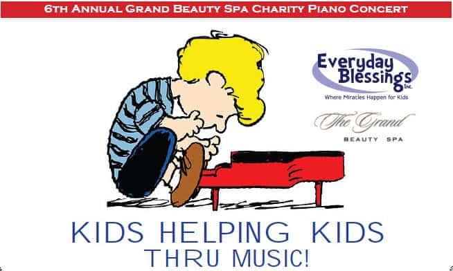 Kids Helping Kids Thru Music