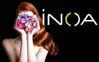 INOA amonia free hair Color