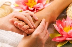 Detox Foot Massage
