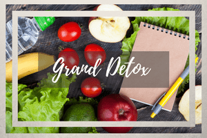 Grand Detox Package | Grand Beauty spa