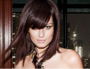 Mocha inspired hair color