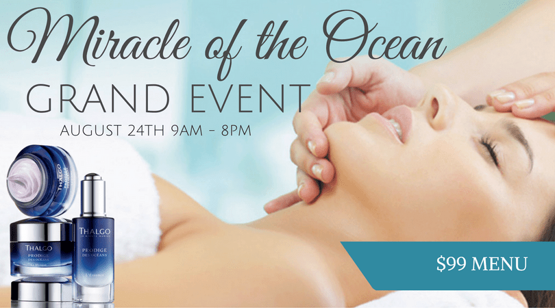 Miracle of the Ocean - Grand Beauty Spa Event
