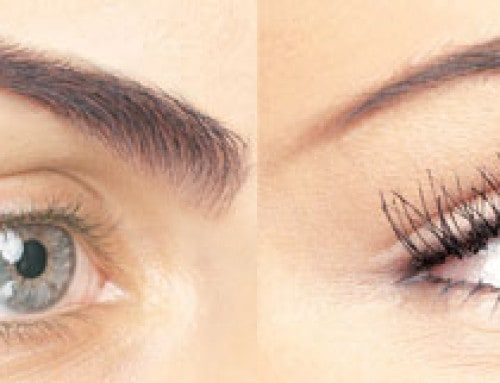 Eyelash Extensions Before After 2