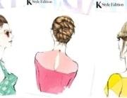 Kerastase hair style