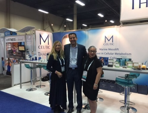 Grand Beauty Spa Director Attends Las Vegas Internatinal Spa Association Conference and EXPO