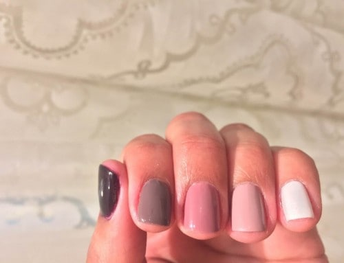 Winter Nail Color Trends. Our Favorite Winter Babes at The Grand!