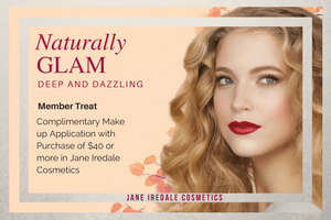 Naturally Glam Grand Beauty Spa Member Special