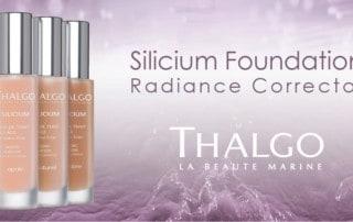 Thalgo Anti Aging Foundation - Silicium