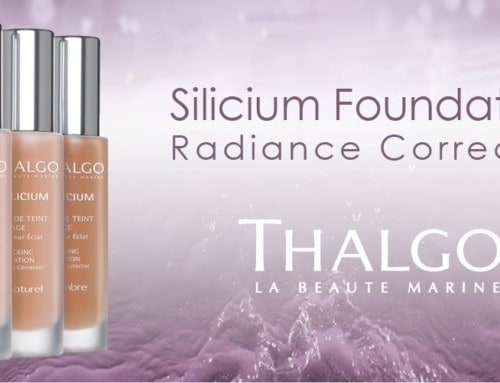 Introducing the Amazing New Thalgo Anti-Aging Foundation – Silicium.