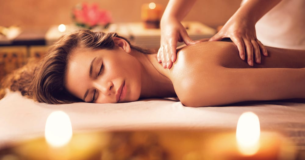 Grand Beauty Spa massage