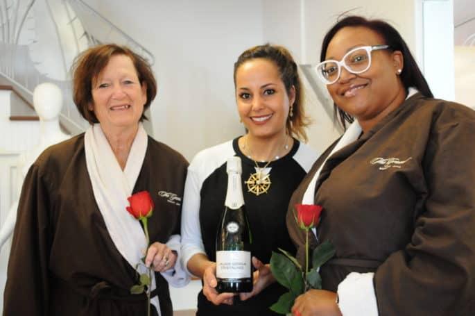 My Hero Mom Winners   Grand Beauty Spa