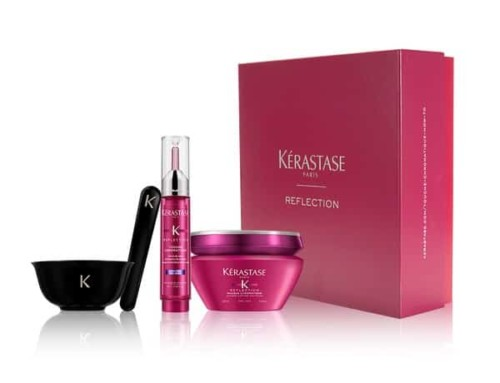 Don't miss our newest conditioning treatment – Kerastaste addition Touché Chromatique color kit!