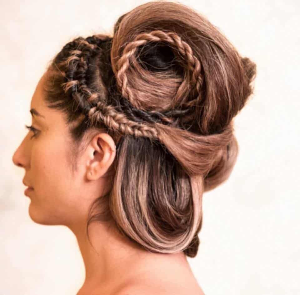 Bridal Hair by Carmen