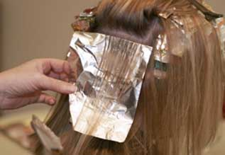 Foil hair color | Grand Beauty Salon Tampa