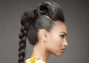 National Winner Shu Uemura Gallery of Style - Carmen Sargeant