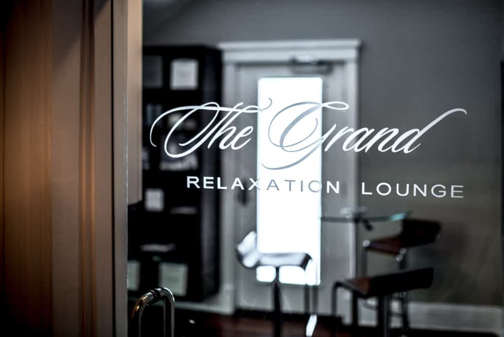 Grand Beauty Spa Relaxation Lounge