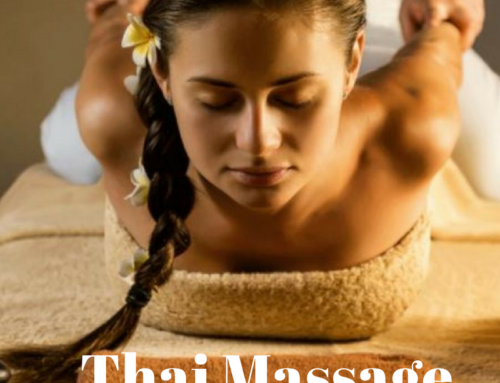 Thai Massage. Relax. Rejuvenate. You'll Love it!