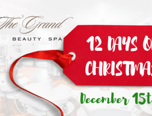 7th day of christmas grand nye express package drawing for 12 days of christmas salon specials