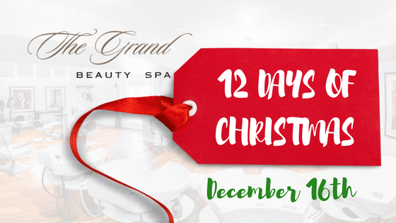 12 days of christmas a grand membership at a special price for 12 days of christmas salon specials
