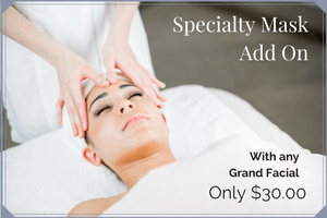 March Client Special - Grand Beauty Spa
