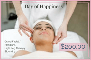 Day of Happiness - Grand Beauty Spa