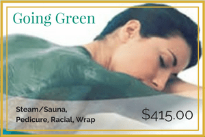 Going Green - Grand Beauty Spa
