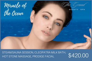 Miracle of the Ocean Package   Grand Beauty Spa Tampa