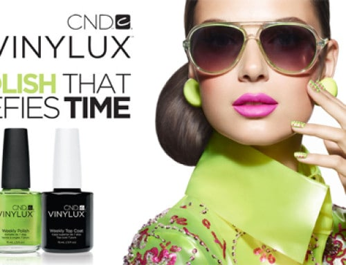 New to the Grand!  A 7 day manicure polish. Vinylux, by CND.