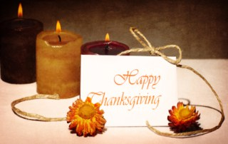 Grand Beauty Spa Thanksgiving Greeting