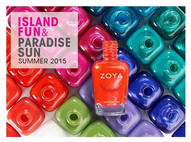 Zoya - Island Fun   Grand Beauty Spa