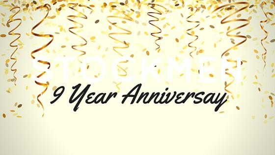 Grand 9 Year Anniversary