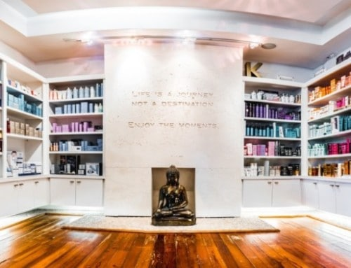 YOGA and Water Therapies at the Grand Beauty Spa
