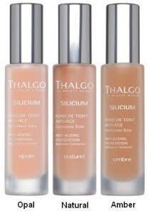 Thalgo Anti-Aging Foujndation - Silicium