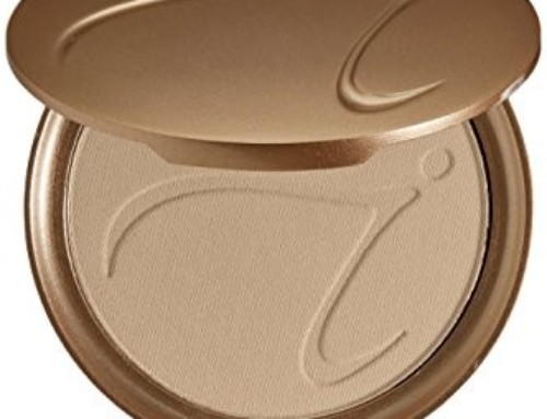 Pamper yourself with the Jane Iredale pure pressed mineral powder!