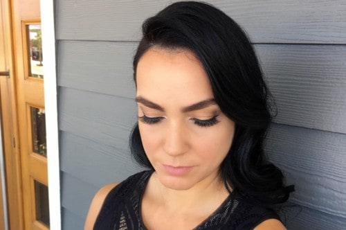Beautiful makeup - Grand Beauty Salon Tampa