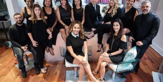 Grand Beauty Spa Staff - salon