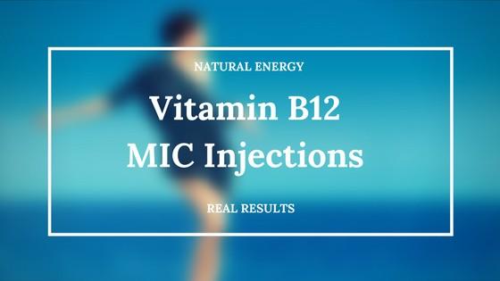 Vitamin B12 MIC Injections | Grand Beauty Med Spa