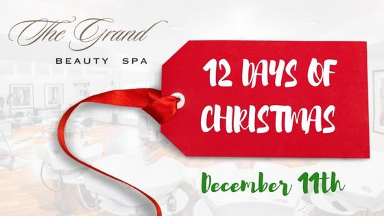 12 Days of Christmas (12-11)