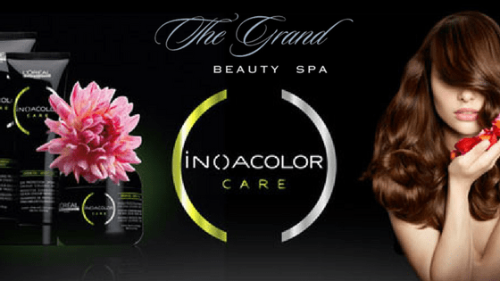 INOA Hair color - Grand Beauty Hair Salon