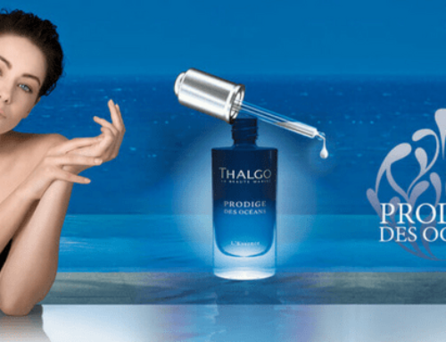 Reverse the aging process. Award winning Prodige De Oceans Essence
