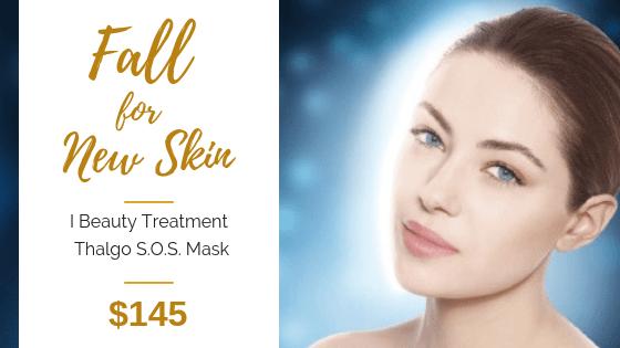 Fall for New Skin pkg - Grand Beauty Spa