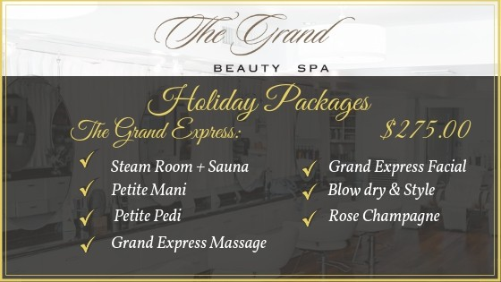 The Grand Express - Grand Beauty Spa