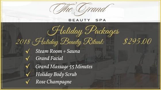 Holiday Beauty Ritual - Grand Beauty Spa