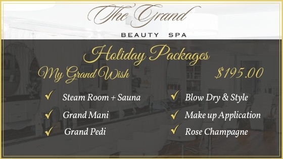 My Grand Wish Package - Grand Beauty Spa