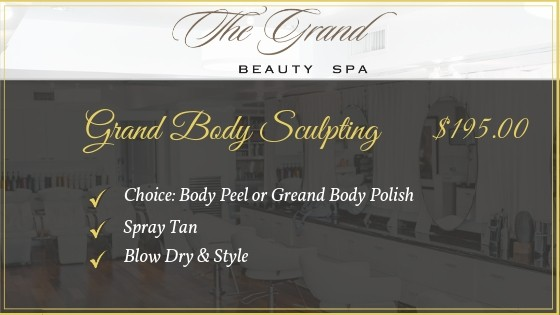 Radiant Goddess package - Grand Beauty Spa
