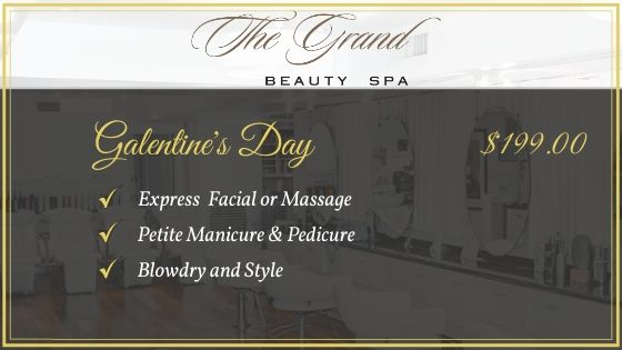Galentine's Day at The Grand Beauty Spa